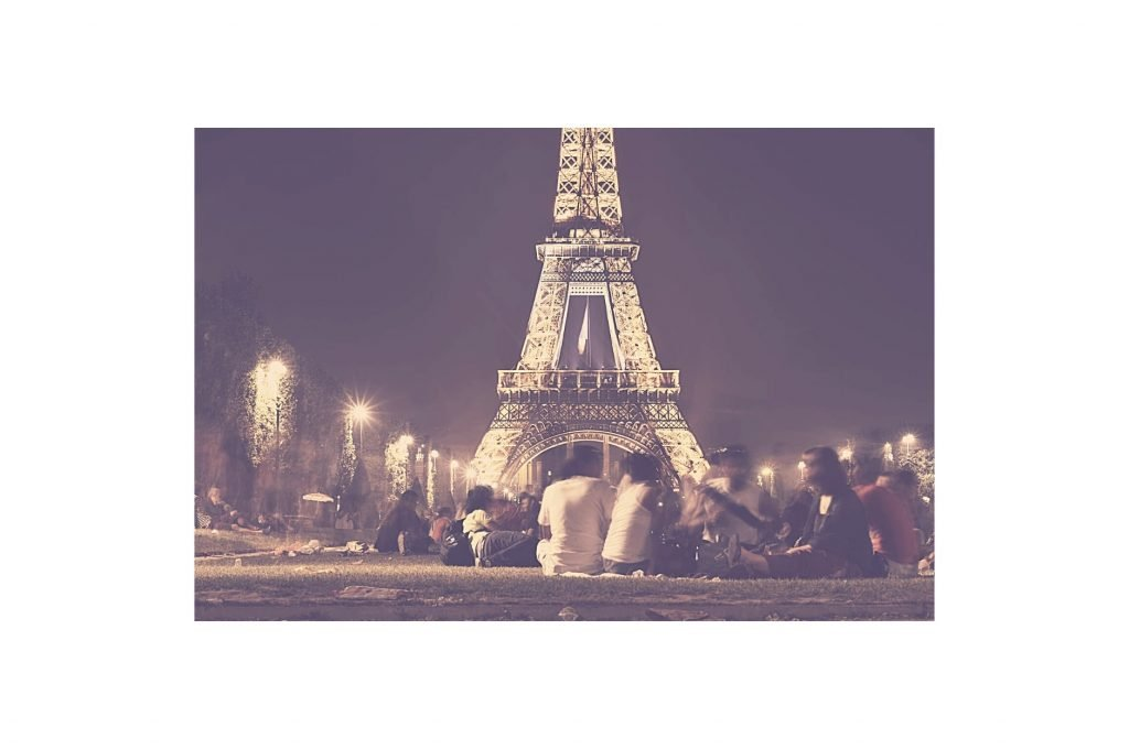 Ivy & Quill - Paris, Je T'aime (Part 1)